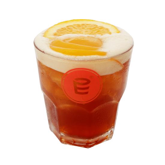Cold Brew cam đào