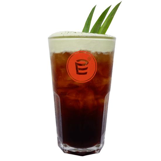 Hồng trà lá dứa E-Coffee