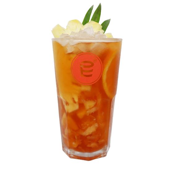 Trà dứa nha đam E-Coffee